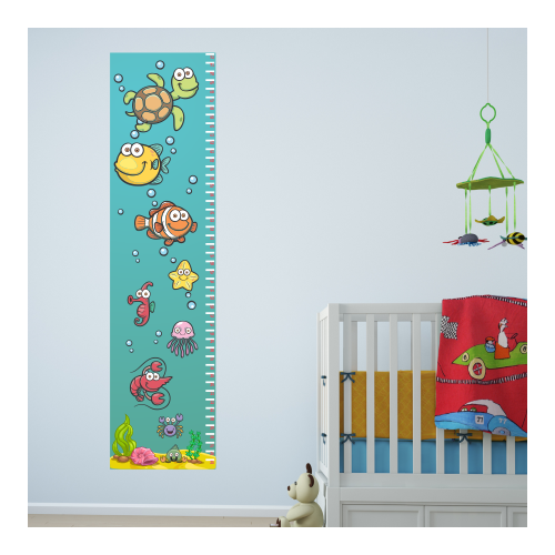 Growth Chart For Kids Height Measurement Chart